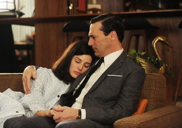 Jon Hamm - Mad Men