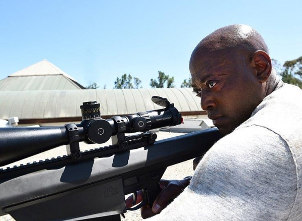 Omar Epps – Shooter – USA Network
