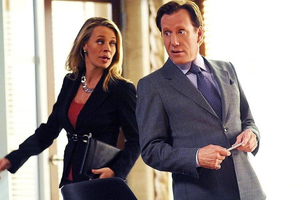 James Woods and Jeri Ryan - Fox Television