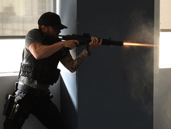 Ryan Phillippe in Shooter - USA Network