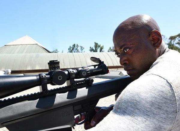 Omar Epps – Shooter – USA Network