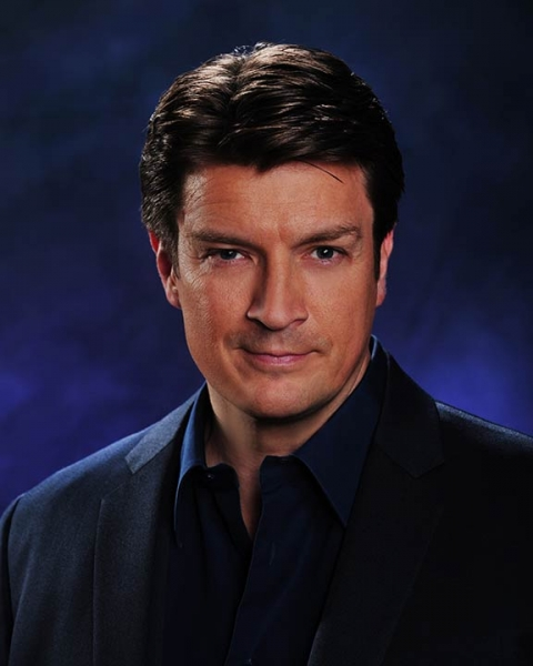 Nathan Fillion - Castle
