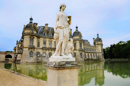 Castle Chantilly, France