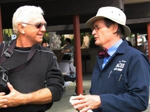 Ron Jaffe & David McCallum