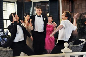 How I Met Your Mother Finale - Jason Segel, Cobie Smulders, Alyson Hannigan, Neil Patrick Harris & Josh Radnor