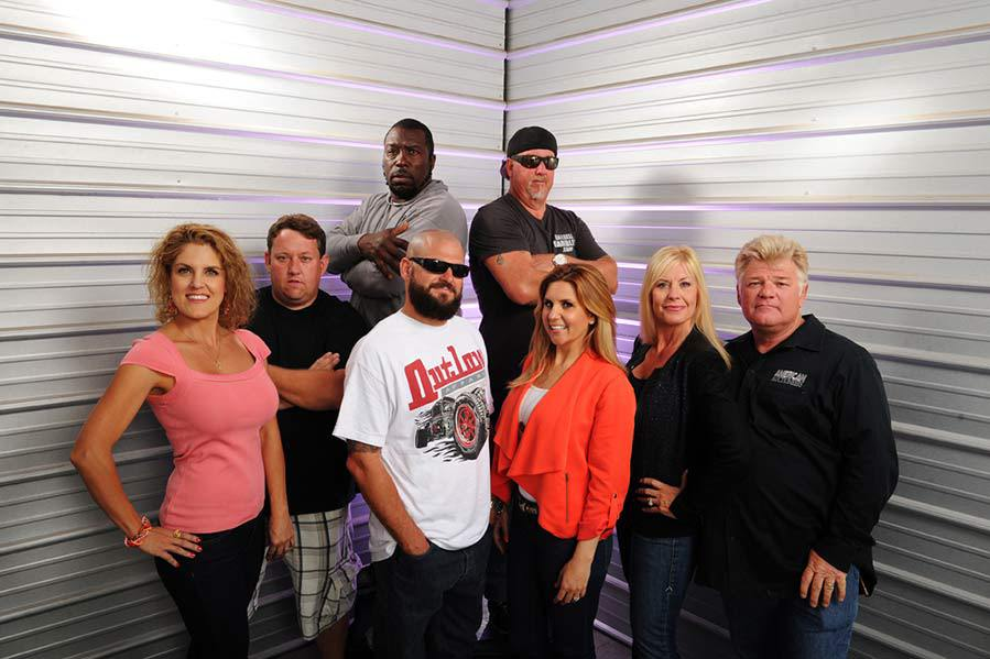 A&E, Storage Wars