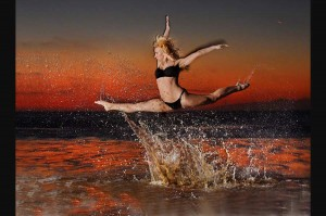 Alaina Hoolihan, Dancer & Devil Girl